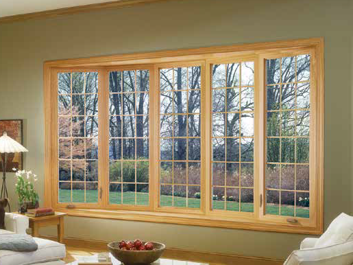 Mezzo Bow Window sold by Smart Windows Colorado