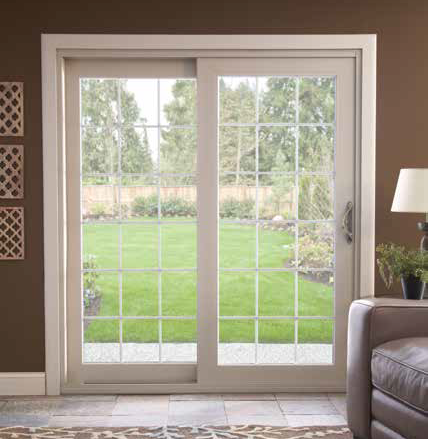 Mezzo Classic Style Patio Door sold by Smart Windows Colorado