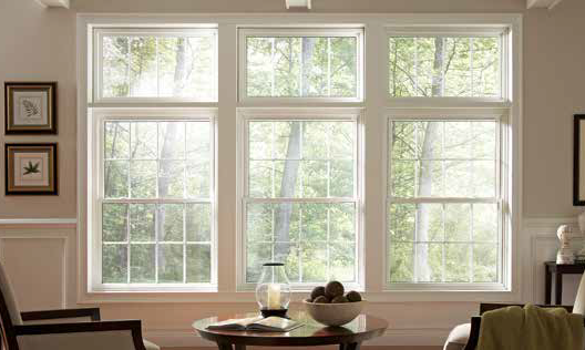 Mezzo Double Hung Window sold by Smart Windows Colorado