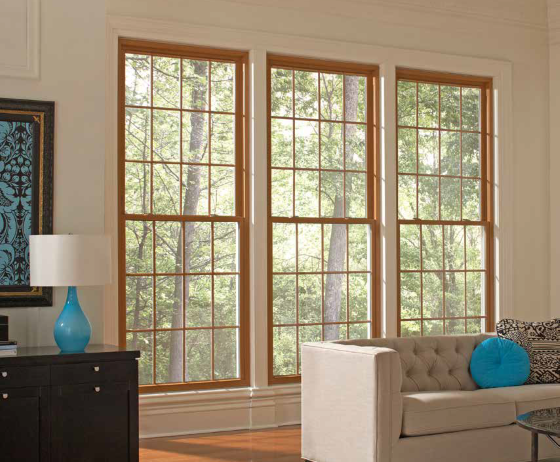 Mezzo Double Hung Windows sold by Smart Windows Colorado