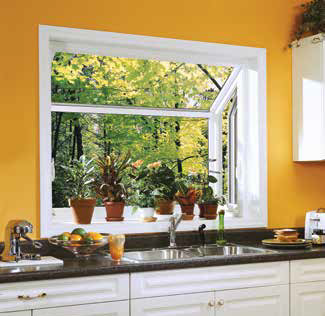 Mezzo Garden Window sold by Smart Windows Colorado