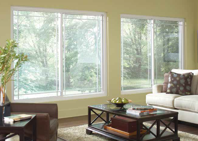 Mezzo Sliding Window sold by Smart Windows Colorado