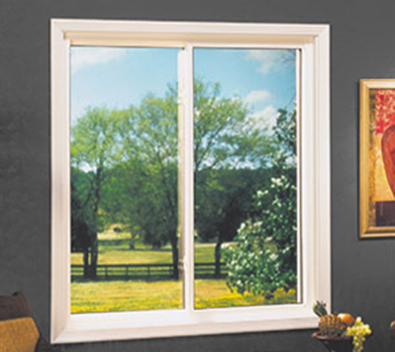 Stylish Single Slider Windows - Smart Windows Colorado