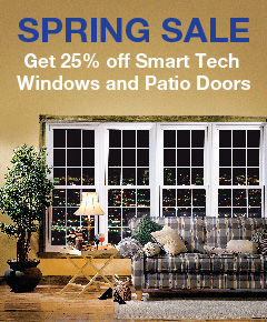 Smart Windows Spring Sale