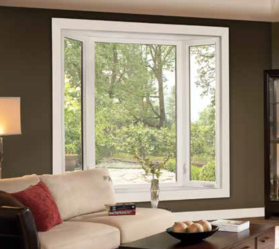 Beautiful Bay Window Interior - Smart Windows Colorado