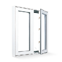 Casement windows by Smart Windows Colorado