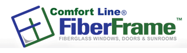 Comfort Line Fiberframe Fiberglass windows partner Smart Windows Colorado