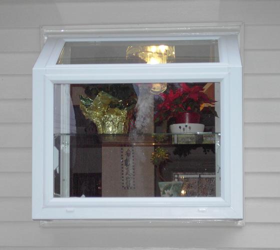 Garden Window Exterior View - Smart Windows Colorado