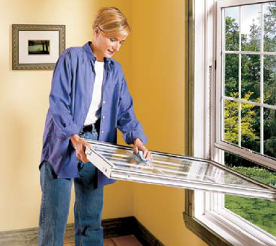 Easy to Clean Single Hung Window - Smart Windows Colorado
