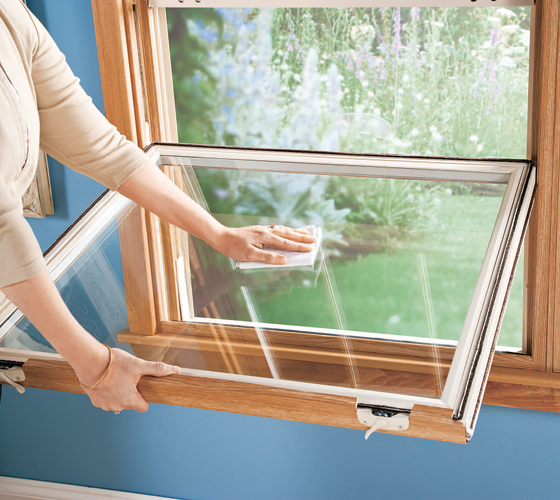 How to Clean a Single Hung Window - Smart Windows Colorado