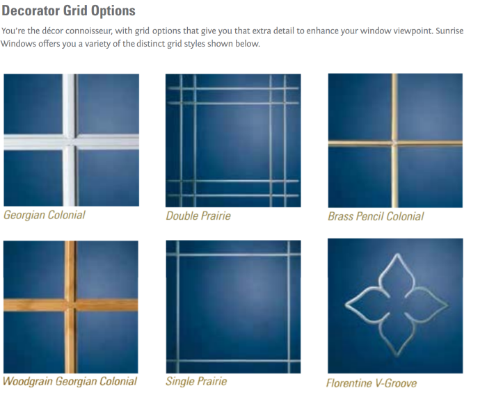 sunrise window grid options smart windows colorado