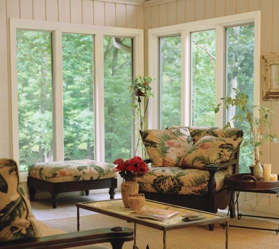Casement Windows Interior - Smart Windows Colorado