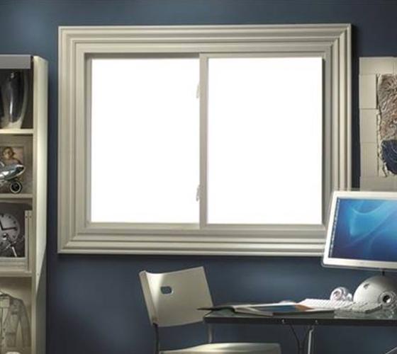 Beautiful and Elegant Single Slider Windows Interior - Smart Windows Colorado