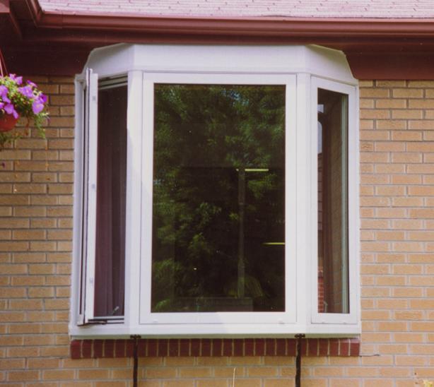 Bay Window Exterior View - Smart Windows Colorado